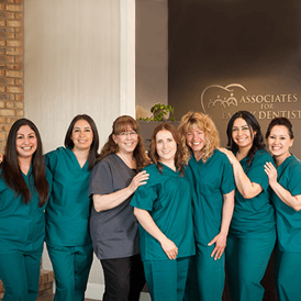 meet the dental assistants