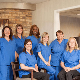 meet the dental hygienists